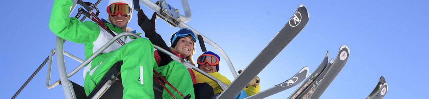 Eindeloos skiën, heerlijk eten en... oergezellig!
