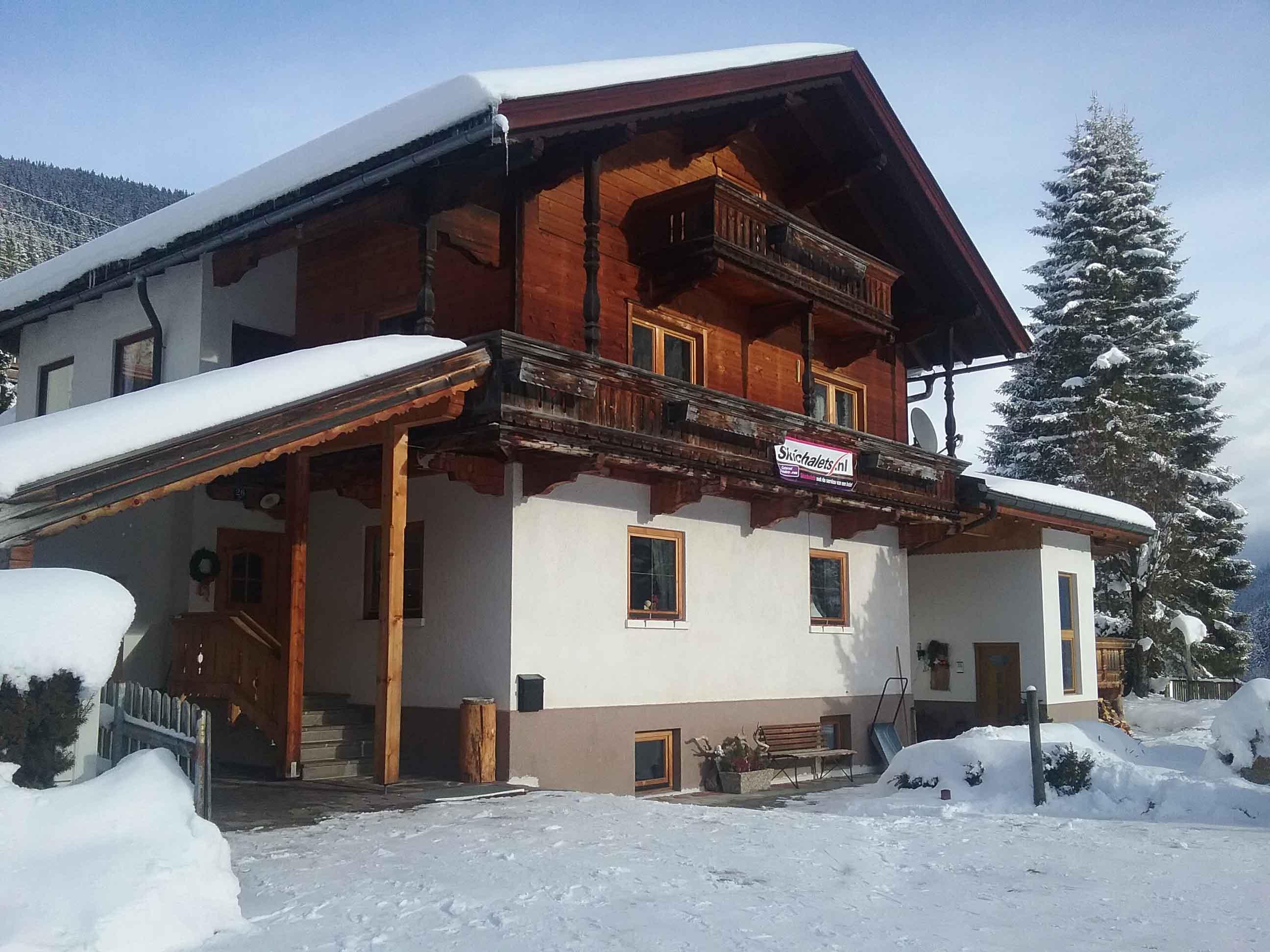 Chalet gerlos prachtig gelegen ski chalet in gerlos for Chalet oostenrijk